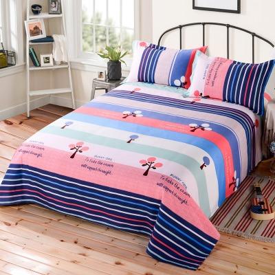 被罩单单件粗布毛床单被套保护套学生宿舍棉毯子床裙床套加厚榻榻