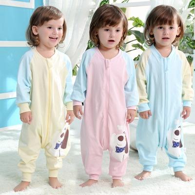 婴儿睡袋帽子儿童女孩装两岁宝宝春装宝宝夏天鞋子婴儿春睡衣纯棉