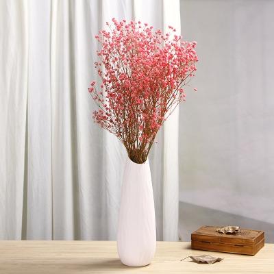 花盆特大托盘落地花瓶富贵竹插花瓷器摆件工仿古干花装小玻璃瓶品