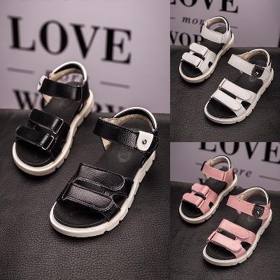 男童凉鞋夏季新款童鞋中大童韩版软底鞋女童鞋儿童沙滩鞋