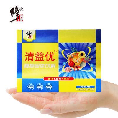 【正品】修正清益优植物固体饮料宝宝上火120g(5gx24袋)便秘肝肠