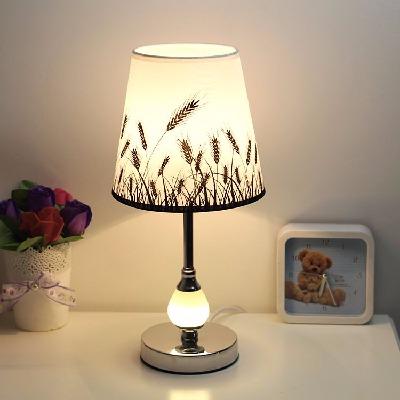 简约现代欧式卧室装饰喂奶小台灯创意触摸遥控婚房儿童床头灯