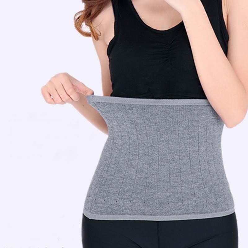 新品护腰羊毛羊绒护腰夏季保暖护腰带 护胃护腹护肚男女加厚暖宫